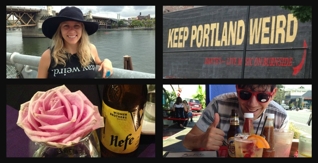 Portland Collage
