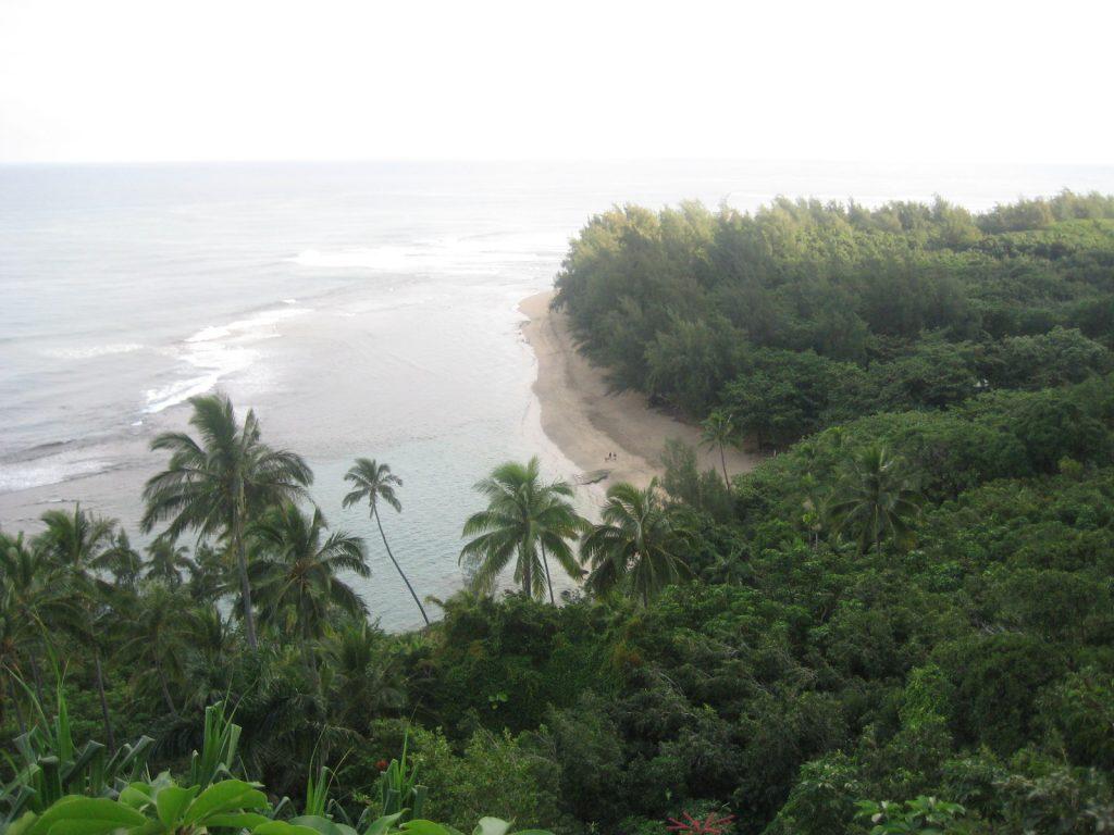 Napali Coast Trail