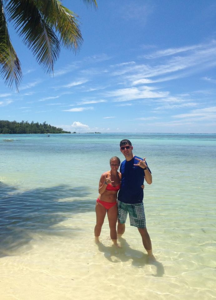 Hangin' Loose in Moorea