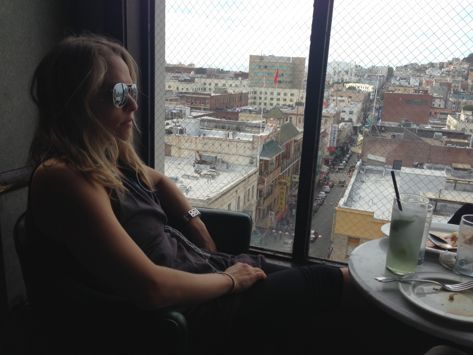 Contemplating life in SF from the soon-to-be-defunct Empress of China