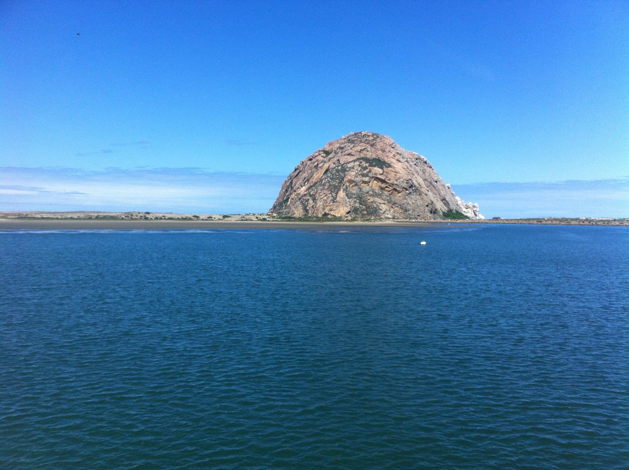 Morro Bay: Often called the