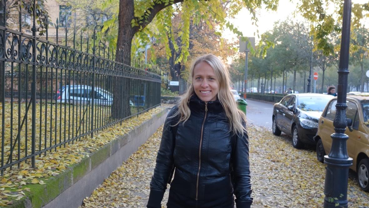 Strolling Down Andrassy