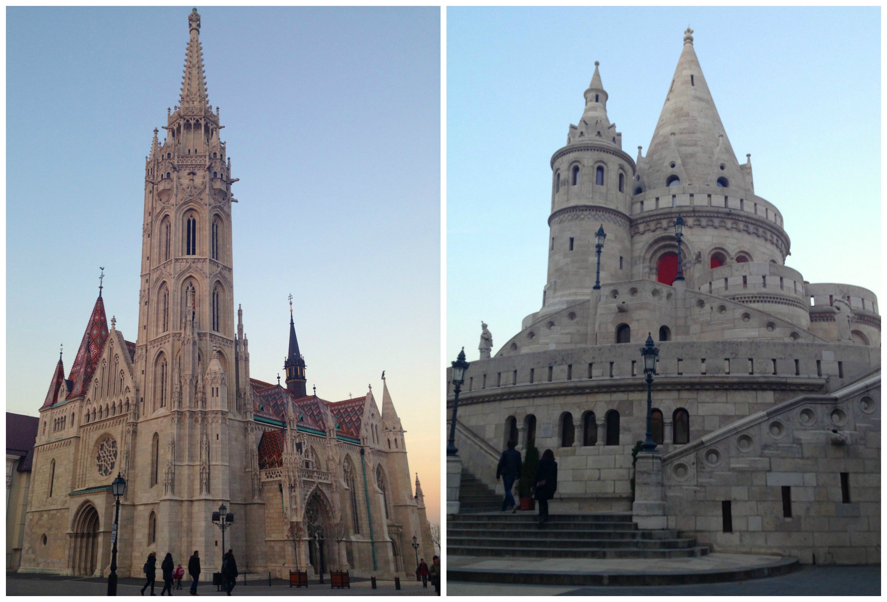 Mathias Church & Fisherman's Bastion