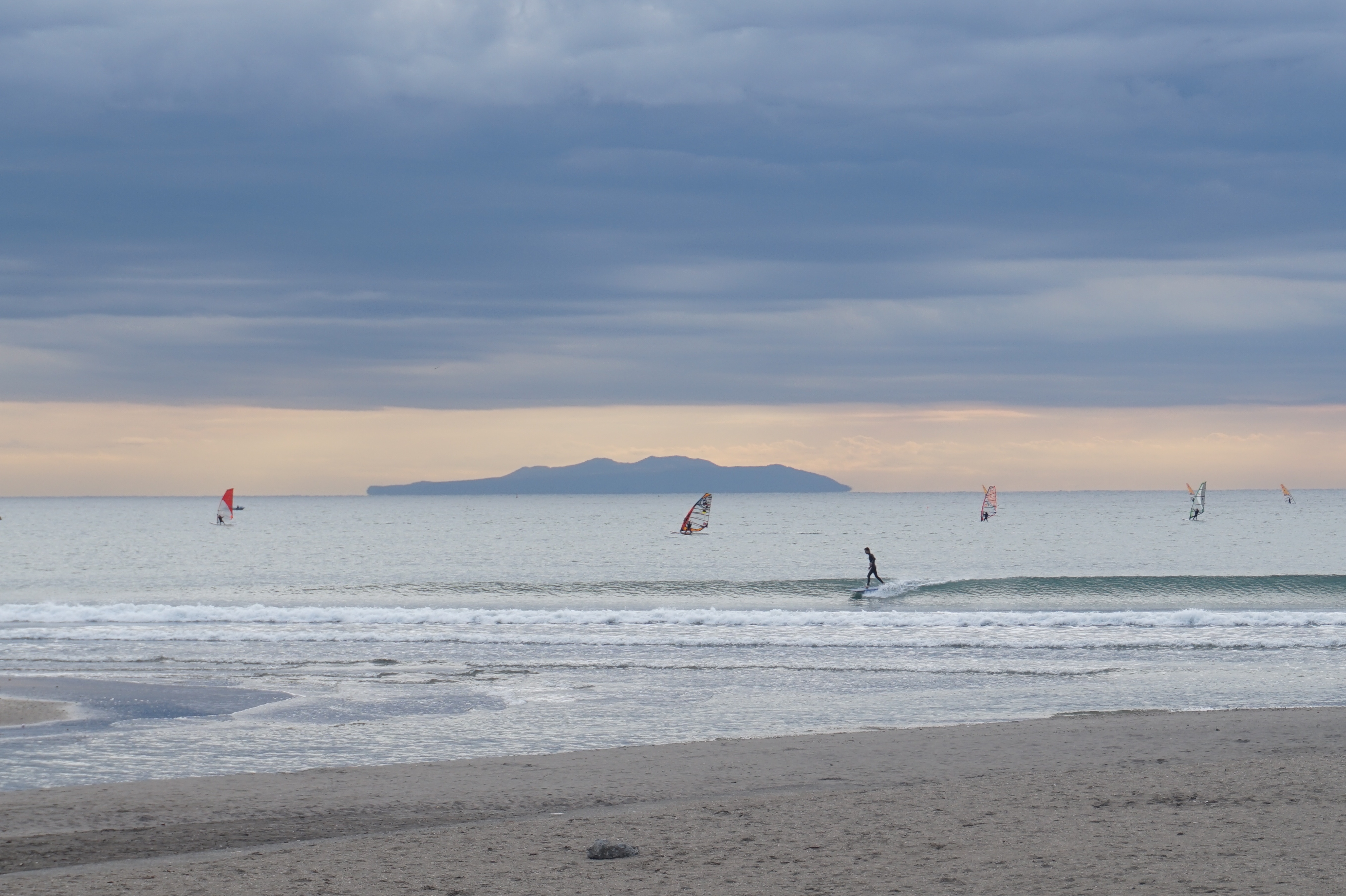 Surf's Up in Kamakura